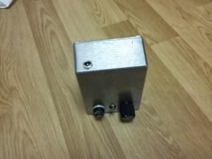 ВБ-М1 Вентиляторный блок для дымогенератора в алюминиевом корпусе