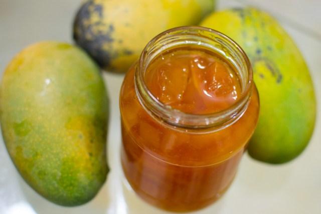 Варенье из манго