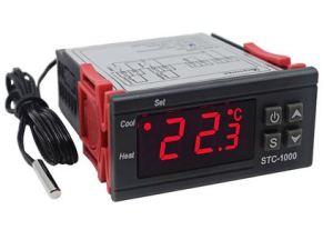 Цифровой термостат STC-1000 (-50 °C ~ 99 °C)