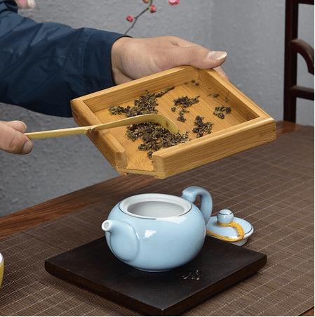 подносы для чая
