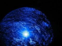 Fiber Optic Globe