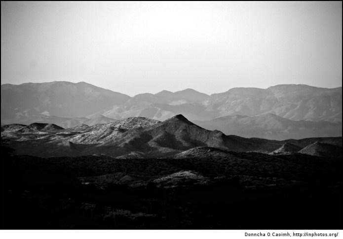 The faraway hills of Arizona