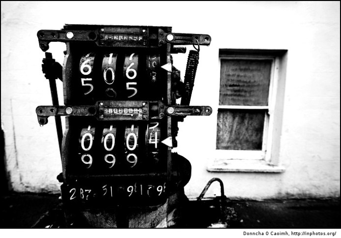 Fuel Price Countdown