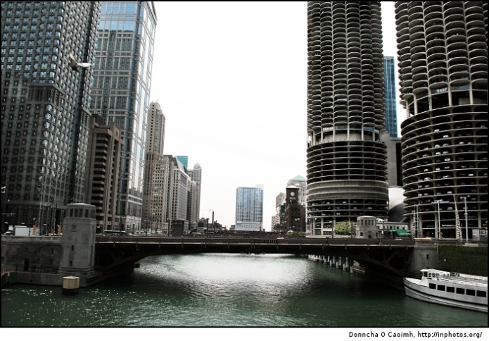 Chicago on the river