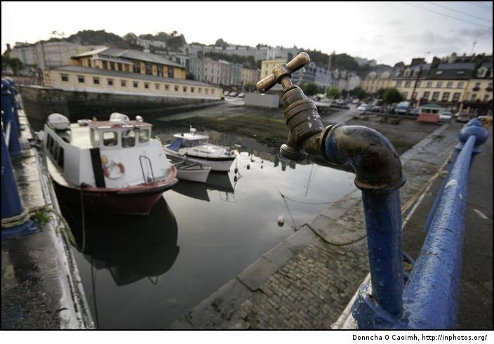 The biggest drip in Cobh
