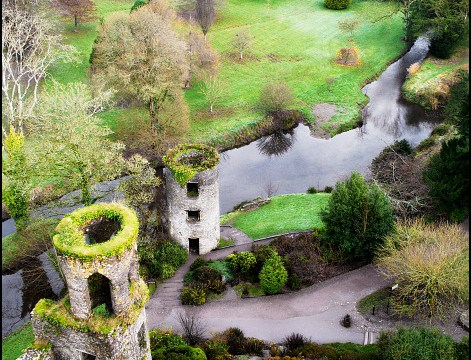 Where did all the naked people in Blarney go?