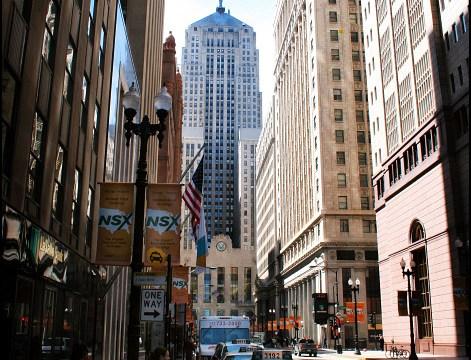 Chicago's La Salle Street