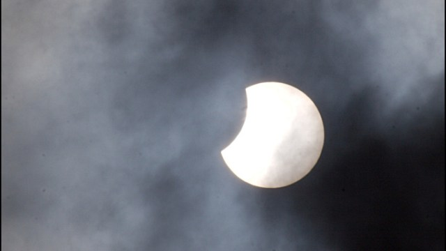 How to (not) shoot a solar eclipse