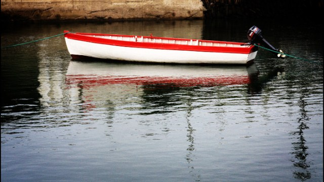 A boat in Cape Clear