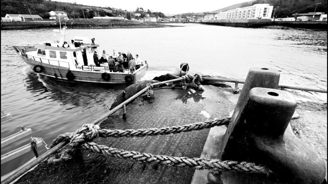 Cast Off in Bantry