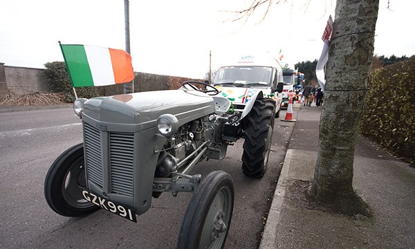 St. Patrick's Day Parade in Blarney