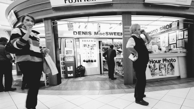Denis MacSweeney