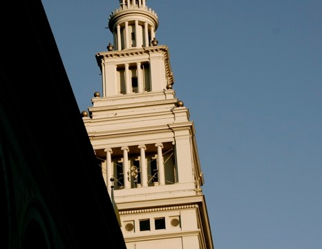 Ferry Building's Clock Tower