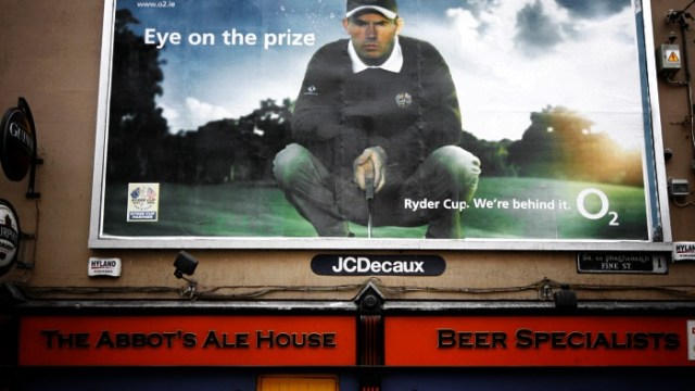 The Ryder Cup - Eye on the prize