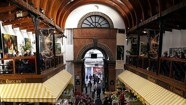 English Market Panorama