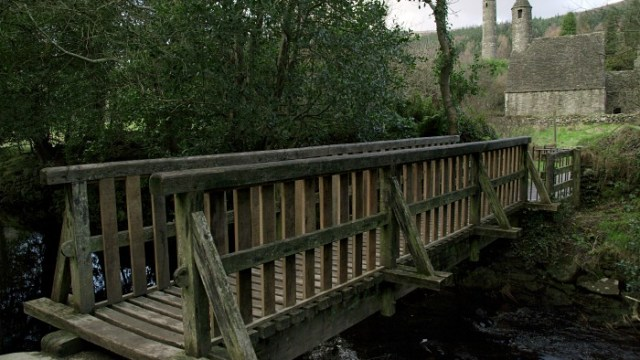 Glendalough Bridge