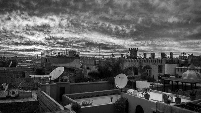 Marrakesh Rooftop City