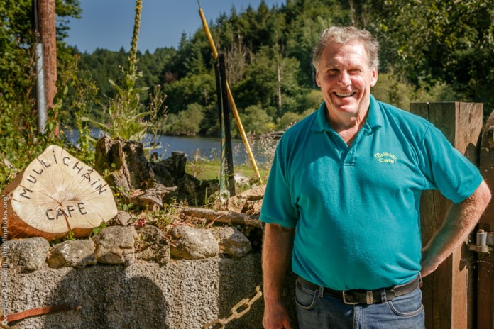 Martin O'Brien of The Old Grainstore