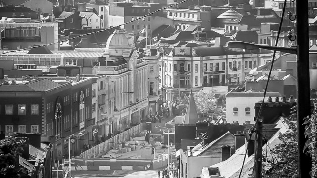 Cork Rooftops and Construction