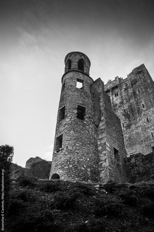 Blarney Castle Tower