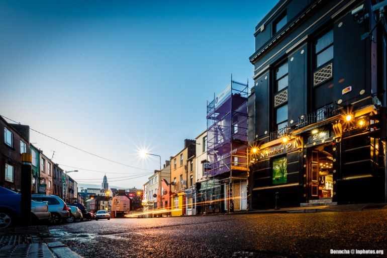 Coburg Street Lights