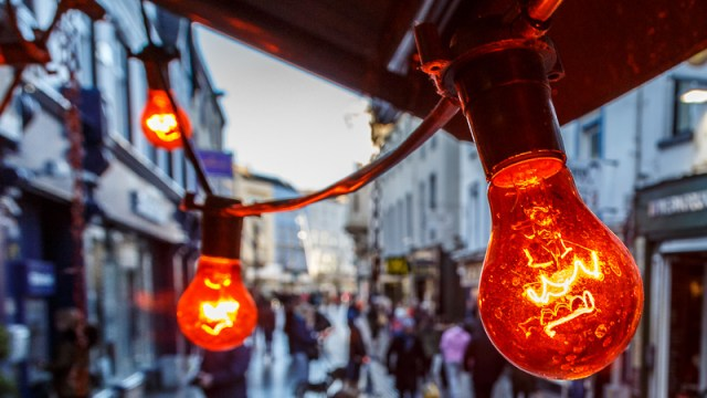 Cork's Red Light District