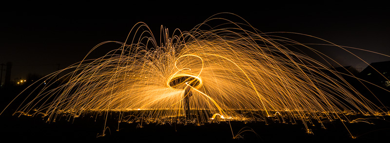 Playing with Fire and Light