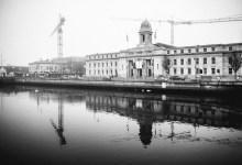 Foggy City Hall