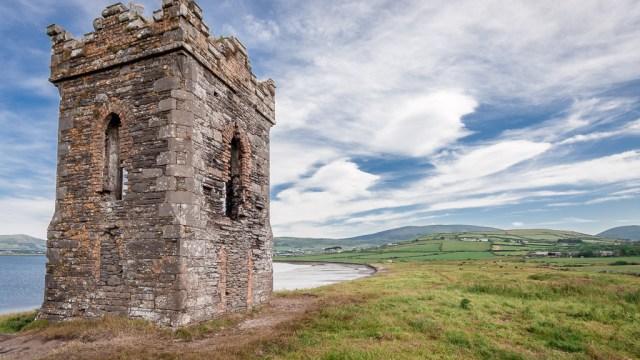 Castle near Dingle