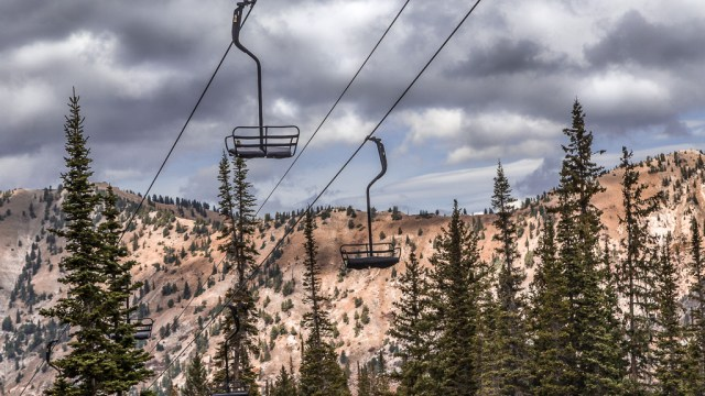 Ski Lifts to the Top