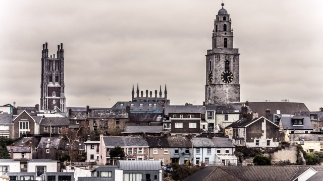 Spires of North Cork