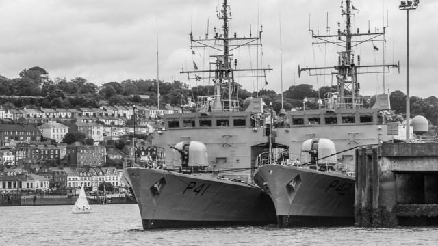 Ships of the Irish Navy, 2011