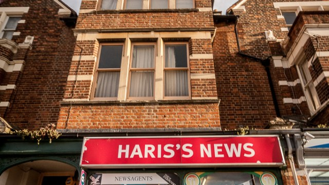 Haris's News, Oxford