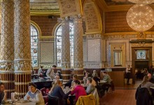 The Victoria & Albert Museum Cafe