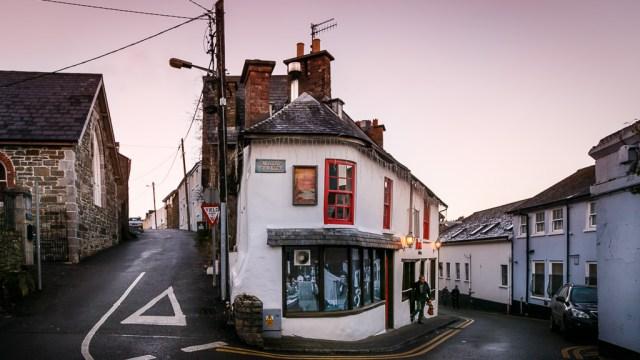 Kinsale Street Corner