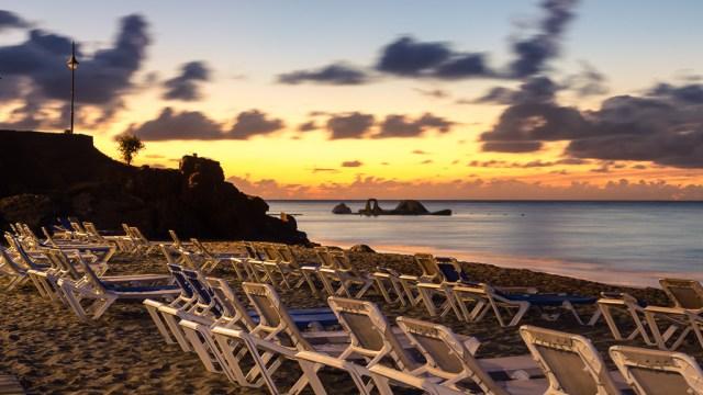 Sunrise in Puerto del Carmen