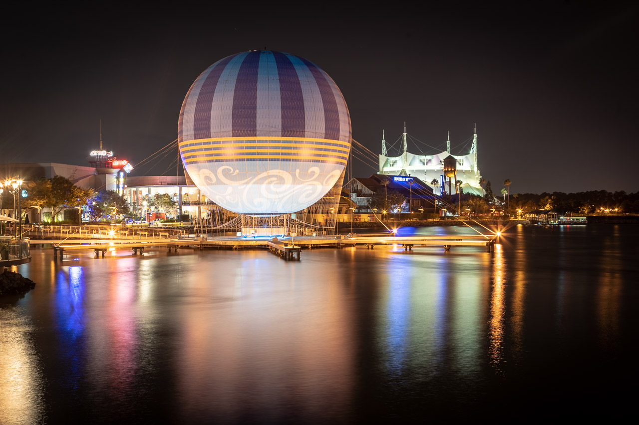 The Disney Springs Balloon