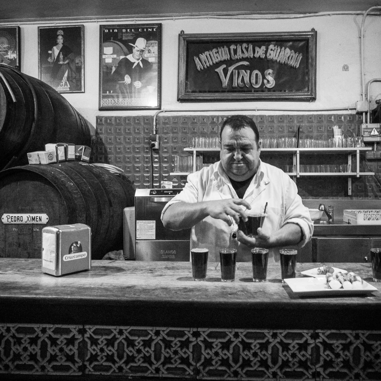 The Oldest Bar in Malaga: Antigua Casa de Guardia