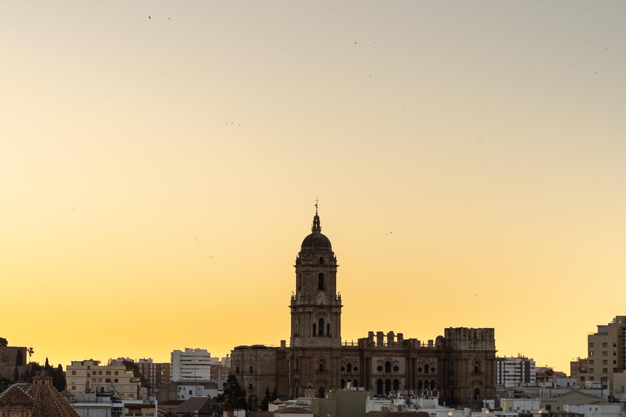 Malaga Sunrise