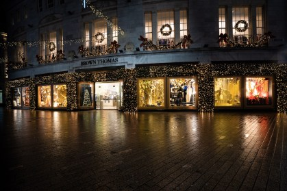Cork at Christmas Time