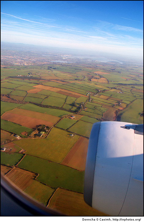 The Fields of County Cork