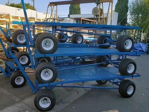FWTL trailers for Belmont Nursery
