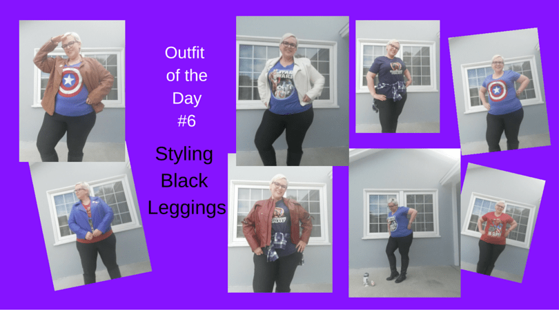 Styling Black Leggings