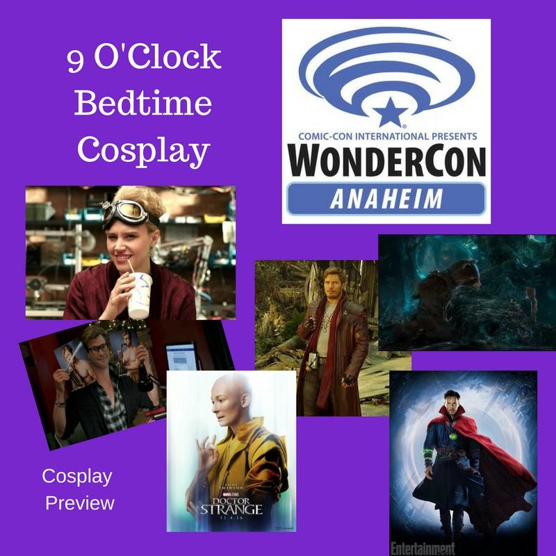 9 O'Clock Bedtime Cosplay