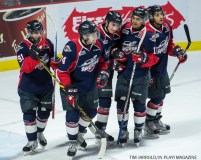 Spitfires vs Saginaw Spirit 17