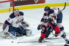 Spitfires vs Saginaw Spirit 18
