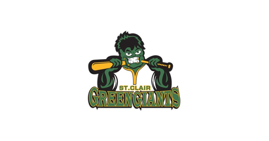 The St Clair Green Giants, 2017 St. Clair Green Giants Schedule, Green Giants June 15 2017, Green Giants June 18 2017 Game Recap, Green Giants June 19, Green Giants Split Doubleheader June 24, Green Giants Recap June 28 2017, St. Clair Green Giants Recap June 29 2017, Green Giants Canada Day, St. Clair Green Giants Swept in Canada Day Double Header, Green Giants Lose Fourth, St. Clair Green Giants Bats Flat in Flat Rock, No Fireworks for the Green Giants, Green Giants Snap Losing Streak, Green Giants Recap July 9 2017, Four St. Clair Green Giants Headed to All-Star Game, Green Giants Looking for a Rainbow and No Rain Friday Night, Green Giants Recap July 14, Green Giants Back in Action Friday Night, Green Giants Recap July 21 2017, St. Clair Green Giants July 24 2017 Recap, Green Giants vs Monarchs July 26 Recap, St. Clair Green Giants July 27 Recap - GGs Top Leprechauns