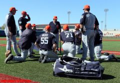 Detroit Tigers Full Squad Workout Feb 20