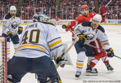 Red Wings vs Buffalo Sabres Game PIX
