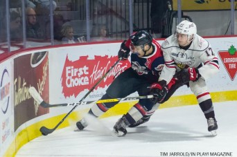 Spitfires vs Owen Sound 08